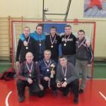Кольцовские мини-футболисты одержали победу на турнире Хвощевского