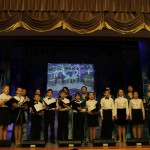 Хористы Детской школы искусств Кольцово выступили на концерте митрополии