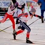 В лыжных гонках Кольцово завоевало новые медали