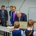 Кольцово с рабочим визитом посетил полномочный представитель Президента РФ