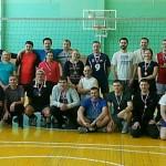 В турнире по волейболу победили «Елки-палки»