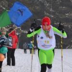 Кольцовчанка Лера Газукина завоевала бронзу на «Серебряной снежинке»