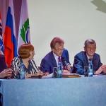 В Кольцово прошло традиционное Собрание трудовых коллективов