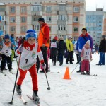 «Лыжня Кольцово»: более полутора сотен кольцовцев вышли на старт гонки