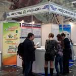 Кольцовские предприятия нашли новых партнеров на выставке-конференции «Мир биотехнологии»