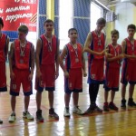 Команда Кольцово привезла серебро турнира по баскетболу в Горном