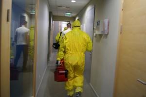 На «Векторе» создано несколько вариантов вакцины против Эбола.