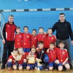 «Первый шаг» для юных футболистов Кольцово стал успешным