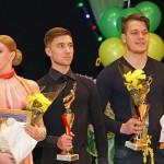 Кольцовцы стали победителями Чемпионата СФО по акробатическому рок-н-роллу