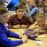 В Кольцово завершился сезон интеллектуальных игр
