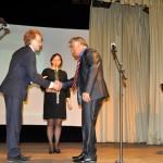 В Кольцово вручили юбилейные медали ликвидаторам аварии в Чернобыле