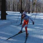 Кольцовские лыжники стали бронзовыми призерами Кубка четырех районов