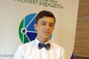 Николай Мосякин.
