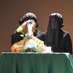 Артисты-кукловоды из Кольцово стали лучшими на «Петрушкиных забавах»