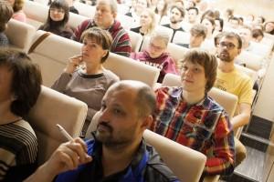 Тотальный диктант—2016 в Биотехнопарке Кольцово.