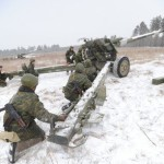 Кольцовцев предупредили о стрельбах на полигоне
