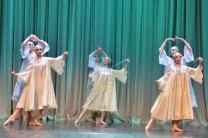 """Задоринки"" на конкурсе «Sochi Dance Marine»."