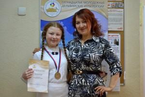 Елена Золотухина и Ирина Суховольская.