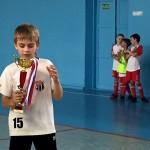 Кубок футбольного турнира в Новосибирске завоевала команда из Кольцово