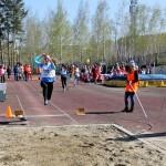 На «Шиповку юных» в Кольцово приехали 23 команды из НСО