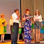В Кольцово вручили ежегодную премию «Связующая нить»