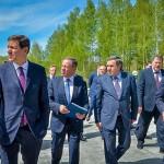 В наукограде Кольцово состоялась встреча правительства НСО и Корпорации МСП