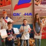 Даниил Плясунов занял I место «Нового шахматного поколения»