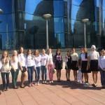 Кольцовские хористы выступили на Дне славянской письменности