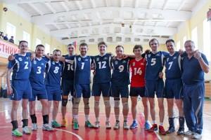 Волейбольная сборная Кольцово.