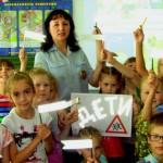 В Кольцово поддержали всероссийскую акцию «Добрый знак»