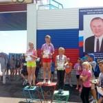 Кольцовцы собрали медали областных соревнований по легкой атлетике