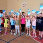 Ко Дню России в Кольцово провели интеллектуально-спортивные игры