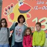 Работы юных мультипликаторов из Кольцово были представлены на всероссийском фестивале
