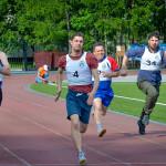 В Кольцово прошел муниципальный этап летнего фестиваля ГТО (видео)