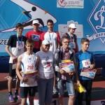 Легкоатлеты из Кольцово продолжают успешный сезон