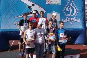 На Кубке Татьяны Зеленцовой.