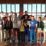 Кольцовские тайбоксеры привезли с областных соревнований золото и серебро
