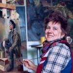 В Доме ученых СО РАН покажут работы художницы из Кольцово
