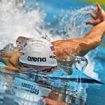 Владимир Морозов завоевал золото и серебро на чемпионате мира по плаванию