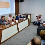 Кольцово посетил уполномоченный при Президенте РФ по защите прав предпринимателей