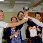 В Кольцово в тринадцатый раз прошел Кубок по интеллектуальным играм