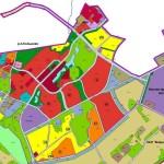 В Кольцово началось строительство малоэтажного жилого комплекса