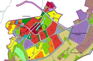 IX микрорайон застроит компания «АКД».