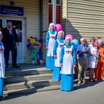 Кольцовская больница открыла первое в СФО отделение паллиативной помощи детям