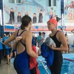 Кольцовские пловцы поднялись на новый уровень