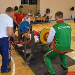 Атлеты встретились на «Богатырской силушке» в Кольцово