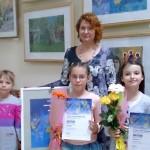 Художники из Кольцово стали лауреатами областной выставки