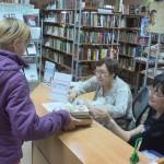 Библиотека Кольцово проводит 25 мая День открытых дверей