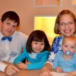 Кольцовские семьи будут бороться за приз в конкурсе «Мой ребенок»