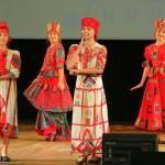 Кольцовчанки показали коллекции в Екатеринбурге